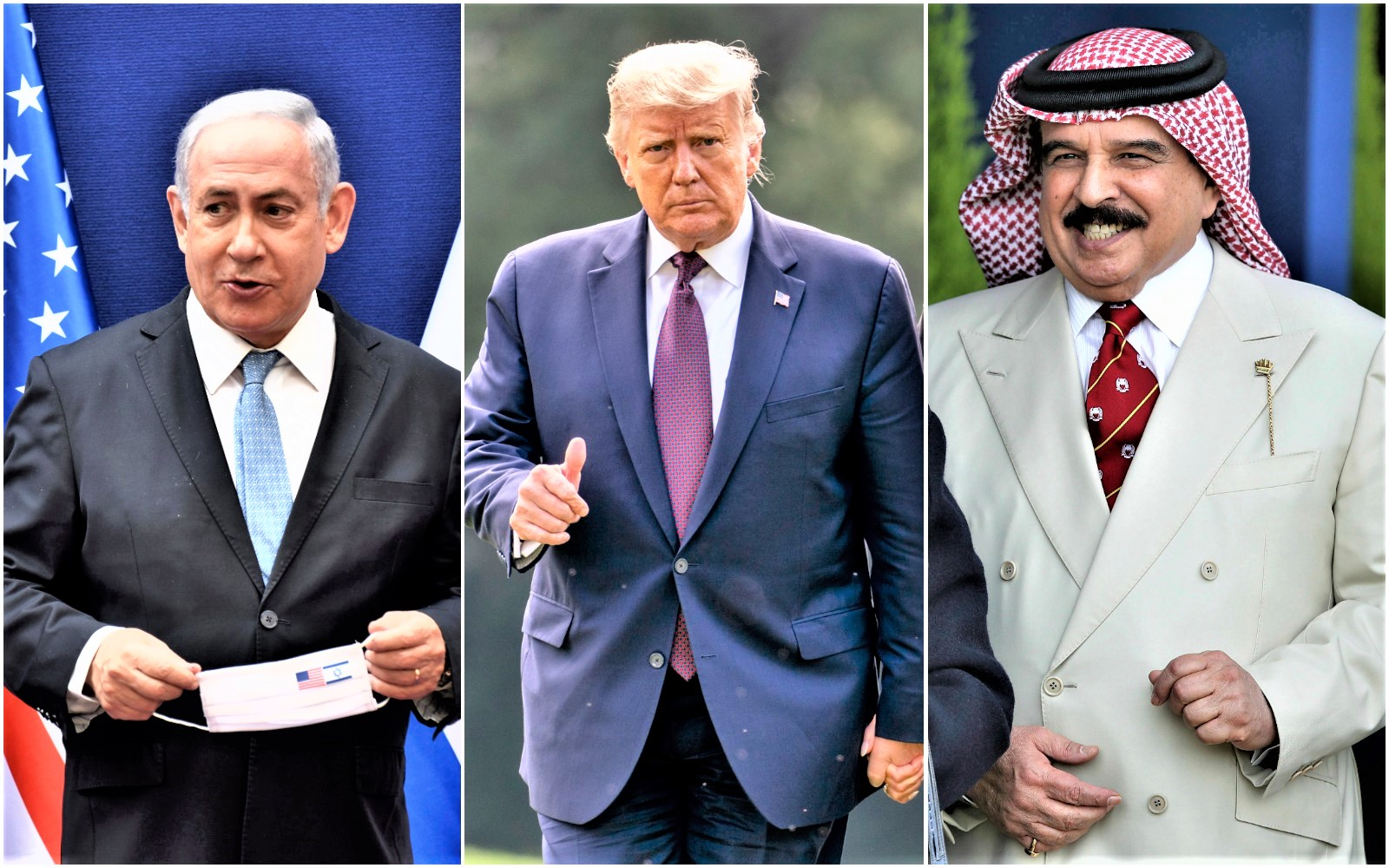 Israel and Bahrain Peace agreement signed  on September 11th, Means Middle East Peace and Reconciliation process is encouraging